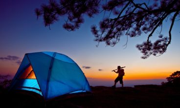 3 Amazing Places To Pitch Your Tent This Summer
