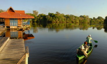 10 top ecolodges in South America