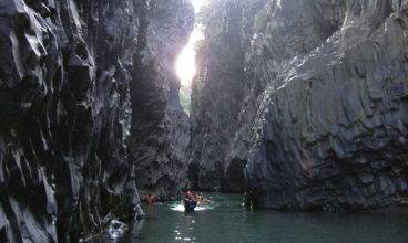 Alcantara River and Fiumefreddo
