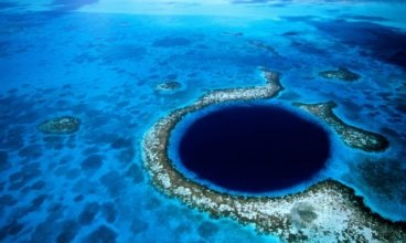 Natural Wonder: The Great Blue Hole of Belize