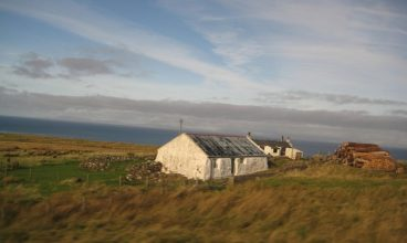 Ecotourism in the Western Islands of Scotland