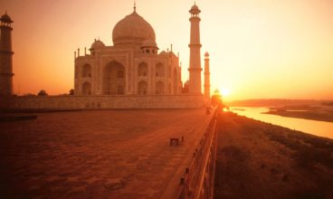 The Taj Mahal Iconic for the eco-tourists