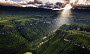 World Heritage Sites in South Africa