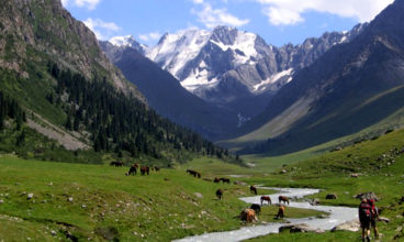 Unveiling the Pamir: A Film Project about The Silk Road Hidden Gem