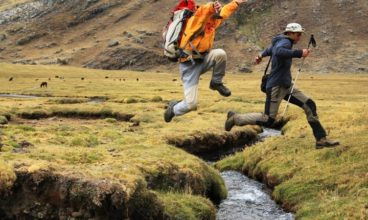 Solidaire Inca Tour