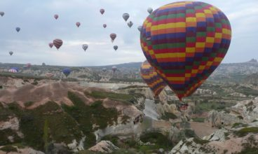 A Unique Outdoor Travel Experience in Cappadocia