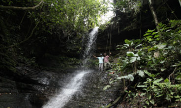 Ecotourism and Agro-tourism in the Alter-Native Amazonia