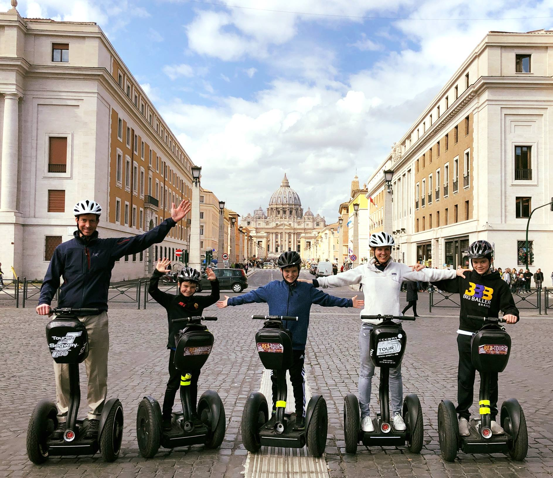 Rex Tours – The Rome Experience