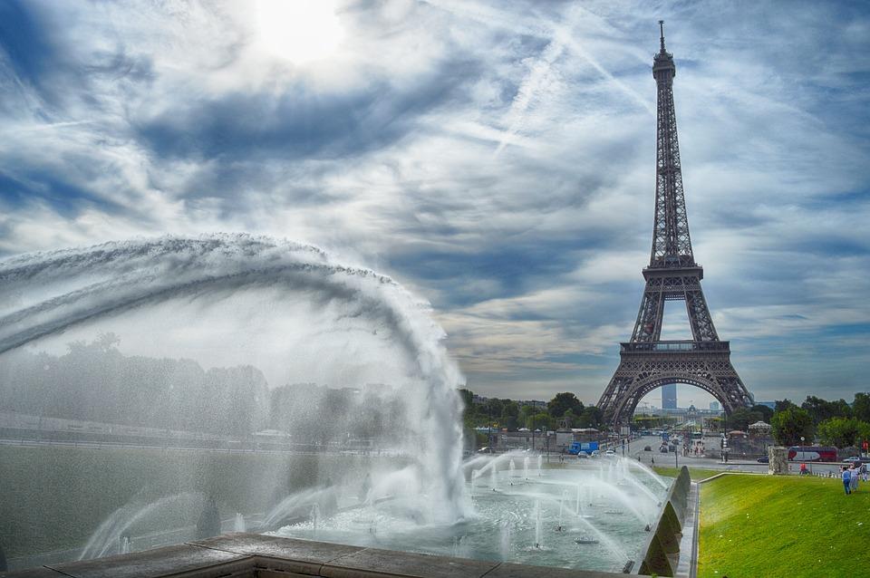 TukTuk in Paris